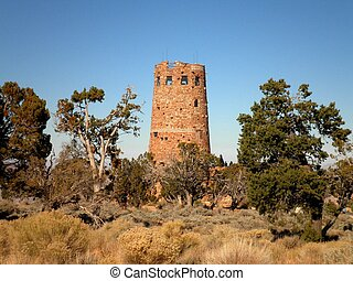 Native American Watchtower Arizona