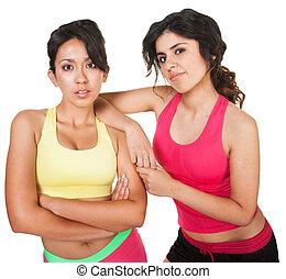 Native American Workout Women