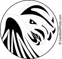 native eagle logo