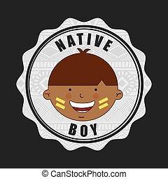 native kid