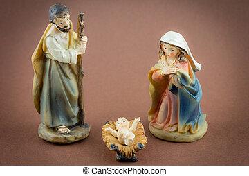 nativity, クリスマス