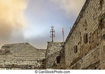 Nativity basilica in bethlehem