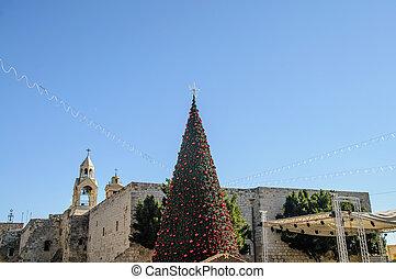 Nativity church, Bethlehem, Palestine,