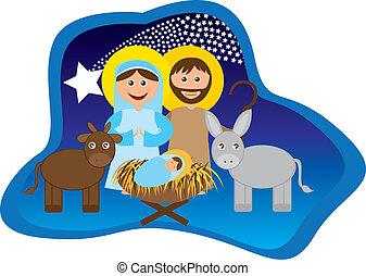 nativity noël