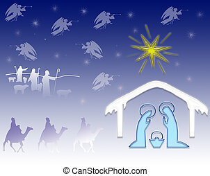 Nativity - bethlehem Nativity
