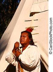 nativo, cultura