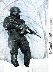 NATO soldier