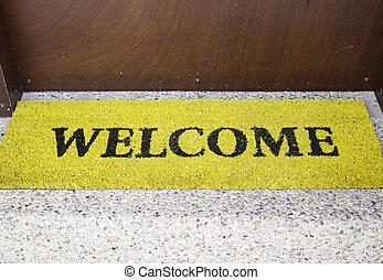 natte bienvenue