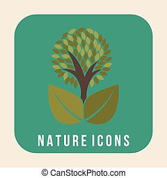 natur, design