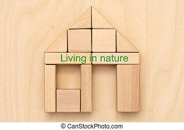 natur, lebensunterhalt