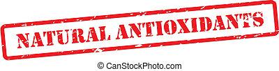 Natural Antioxidants Rubber Stamp