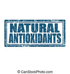 Natural Antioxidants-stamp