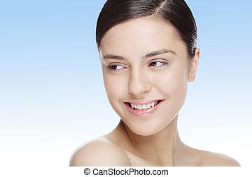 natural beauty face