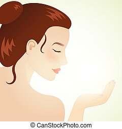 Natural Beauty Spa Girl Profile