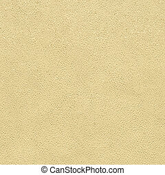Natural beige leather background closeup