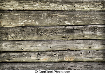 Natural brown barn wood wall. Wall texture background pattern. Wood planks, boards are old with a beautiful rustic look, style.