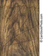 Natural brown oak wood texture and background