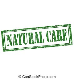 Natural Care-stamp