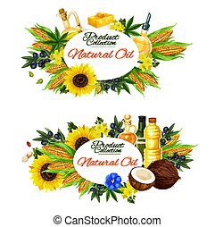 Natural cooking oils, salad dressing and food ingredients. ...