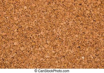 Natural corc texture