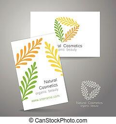 natural cosmetics logo - Natural Cosmetics - logo. The ...