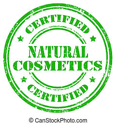Natural Cosmetics-stamp