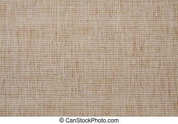 Natural cotton background texture - Natural cotton striped...