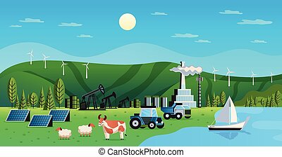 Natural Environmental Resources Background