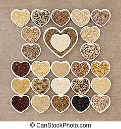 Natural Grain Health Food