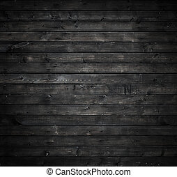 gray wood wall