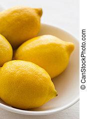 Natural lemons