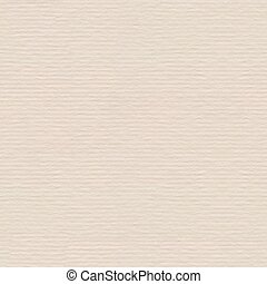 Natural light beige recycled paper texture. Seamless square...