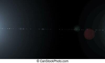 Natural Light Lens Flare Horizontal 189 * Use blending modes...