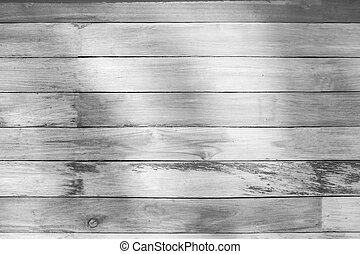 Natural light on wood plank wall texture background