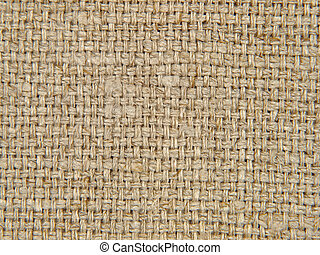Natural linen texture pattern taken closeup. Background. - ...