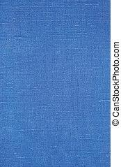 natural, luminoso azul, linho, fibra, linho, textura, detalhado, macro, closeup, rústico, amarrotado, vindima, textured, tecido, burlap, lona, padrão, vertical, áspero, fundo, espaço cópia
