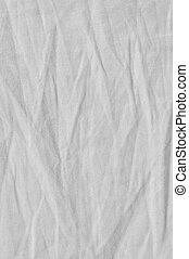 natural, luminoso, linho, algodão, chinos, calças brim, textura, detalhado, closeup, rústico, amarrotado, vindima, textured, tecido, burlap, diagonal, twill, lona, padrão, fundo, branca, cinzento, vertical, remendo, espaço cópia