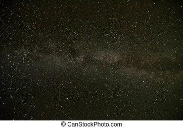Natural Milky Way
