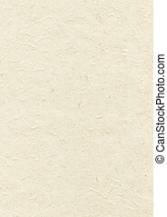 Natural nepalese parchment recycled paper texture