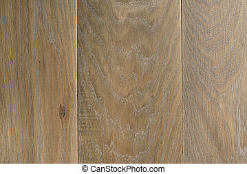 natural oak planks covered with oil