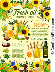 Natural oil, vegetable and plant ingredients - Natural ...