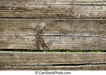 Natural old wood texture background