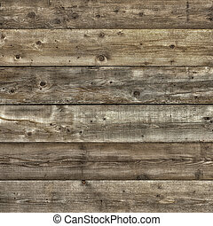 Natural pine wood plank wall background square