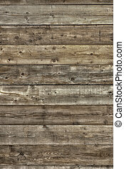 Natural pine wood plank wall background vertical