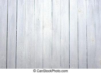 natural, pintado, padrão, pranchas, texture., madeira, fundo, branca, ou