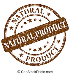 natural product stamp
