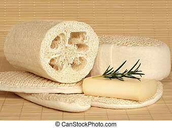 natural, produtos, cleansing
