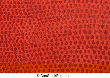 Natural red leather background