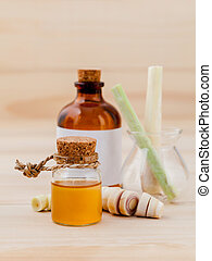 Natural Spa Ingredients lemongrass essential Oil for...