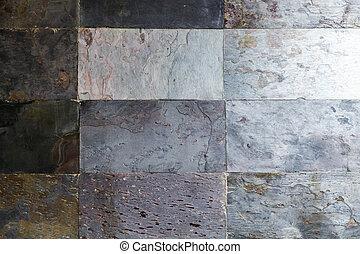 Natural stone tiles texture